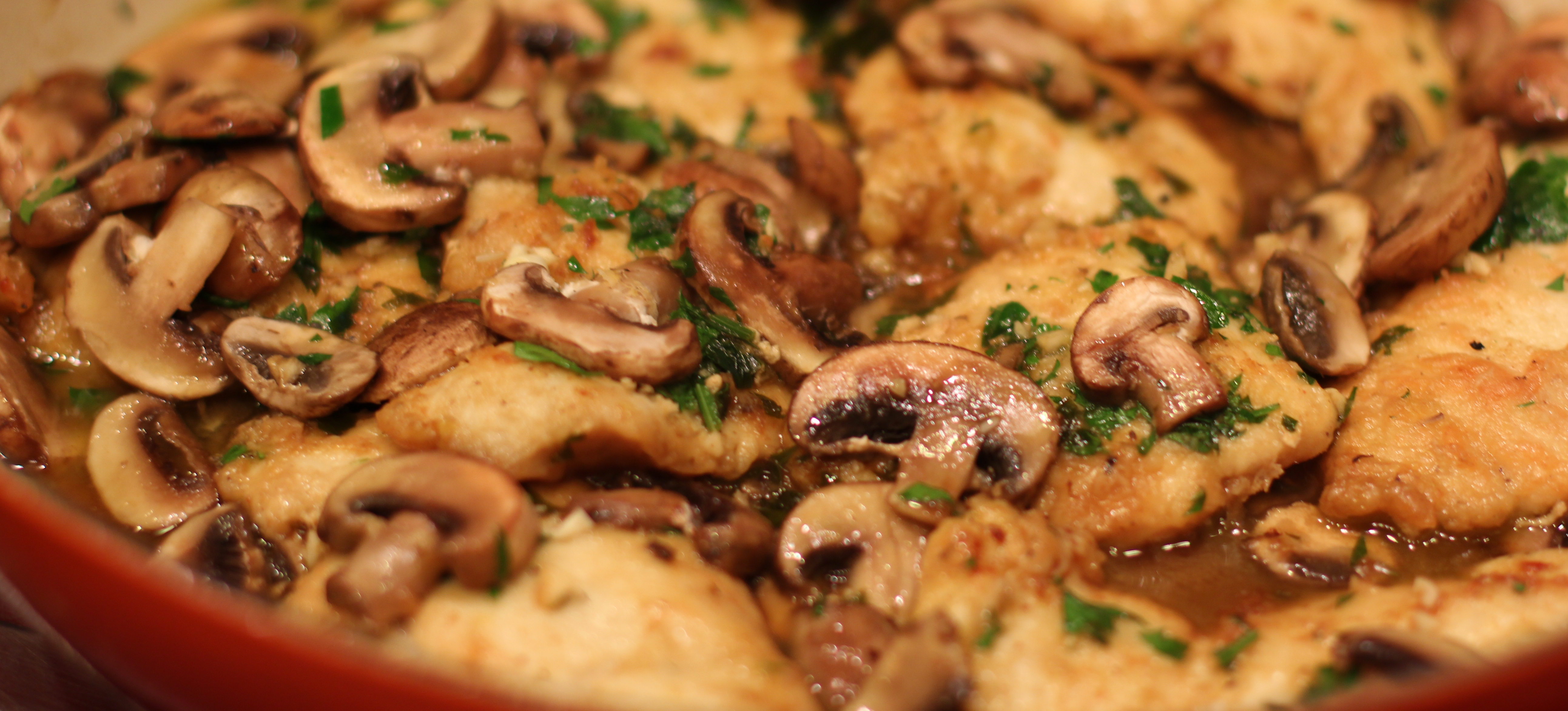 ... for a variety of recipes such as chicken parmesan or veal scaloppine
