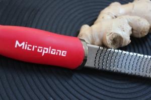 Favorite tool for grating ginger.